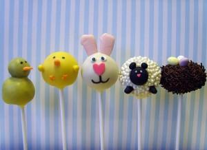 påske poopcakes