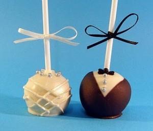 bryllup popcakes