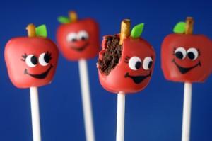 popcakes som æbler