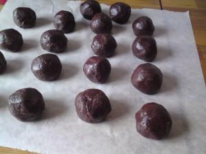 popcakes klar til chokolade