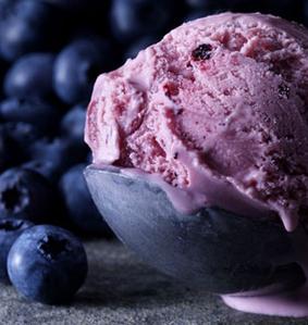 blåbær is